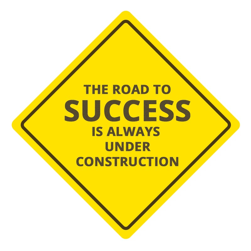 Website optimalisatie - Road to success