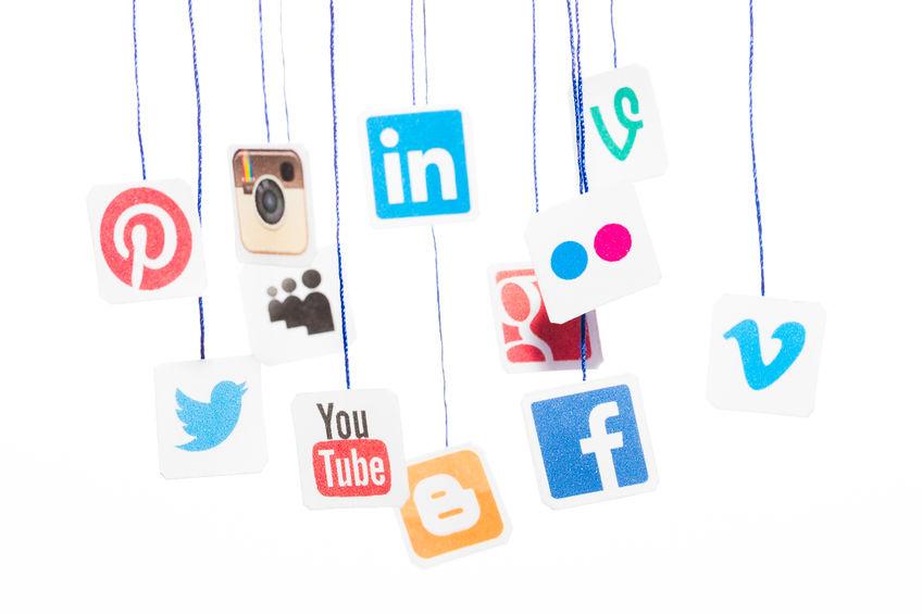 Succesvolle social media post